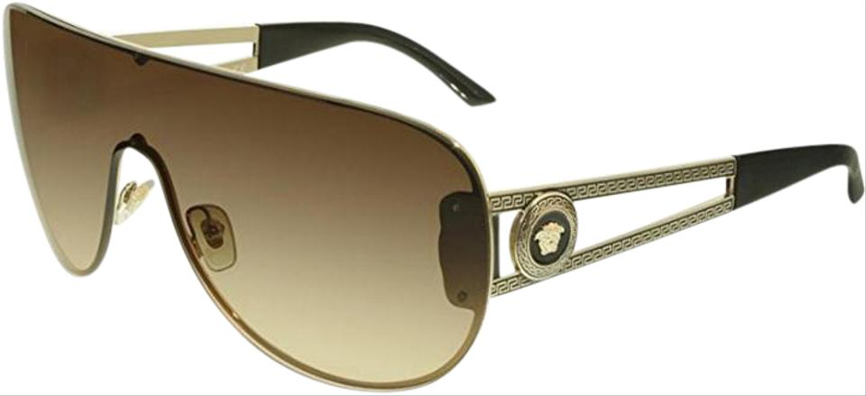 c8aafff0e1d Versace Logo Black And Gold Sunglasses - Bitterroot Public Library