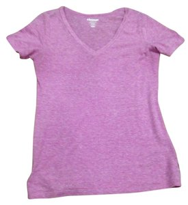 Old Navy T Shirt Light Lilac
