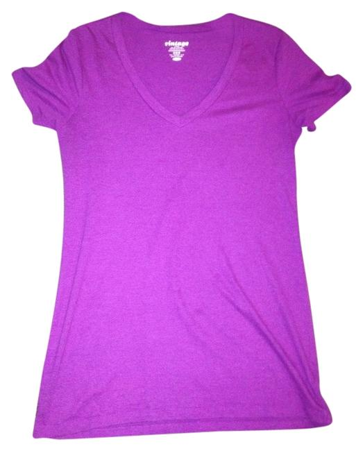 Old Navy T Shirt Bright Purple