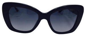 Versace Square Polarized Black Medusa Head Sunglasses VE4305Q