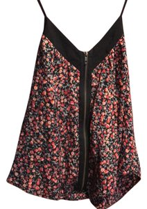 Silence + Noise Top Floral print