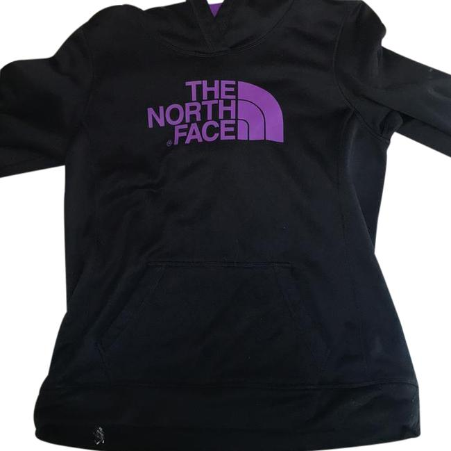 Item - Black and Purple Activewear Outerwear Size 12 (L)
