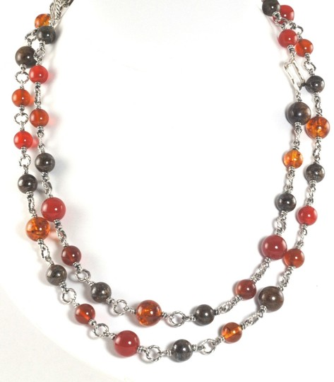Preload https://item3.tradesy.com/images/david-yurman-brown-sterling-silver-persimmon-bead-and-popcorn-40-bead-necklace-2151242-0-0.jpg?width=440&height=440