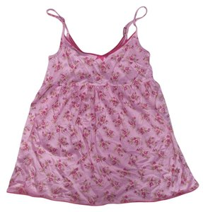 Victoria's Secret Sleepwear Angel Top Pink