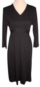 Simply Vera Vera Wang short dress Black on Tradesy