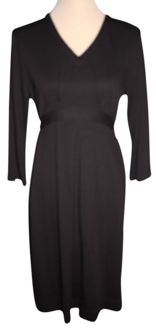 Preload https://img-static.tradesy.com/item/21512922/simply-vera-vera-wang-black-mid-length-short-casual-dress-size-12-l-0-1-650-650.jpg