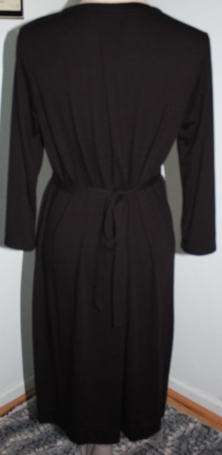 Simply Vera Vera Wang short dress Black on Tradesy Image 2