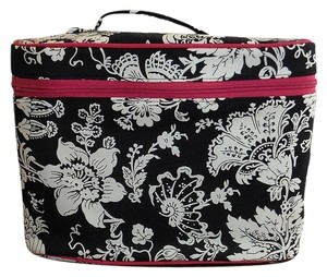 Unknown Large NEW Train Case Makeup Travel Bag