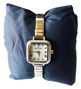Anne Klein Mother of Pearl Expansion Watch AK 10/9351