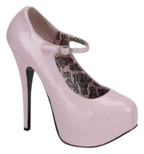 Bordello Pink Platforms
