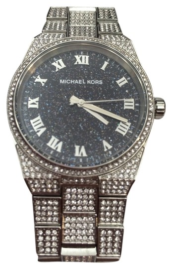 Michael Kors Michael Kors Women's Channing Pav Stainless Steel Bracelet Watch