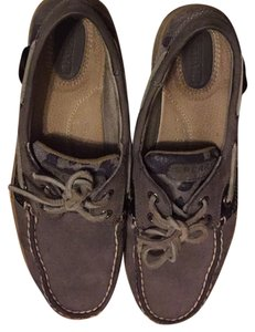 Sperry Top-Sider Grey Mules