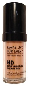 MAKE UP FOR EVER Make Up For Ever HD Foundation