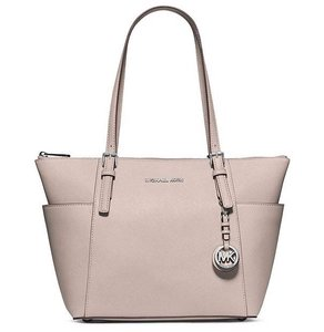 Michael Kors Tote in Cement/Silver