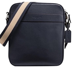 Coach New With Tags Men's Midnight Messenger Bag