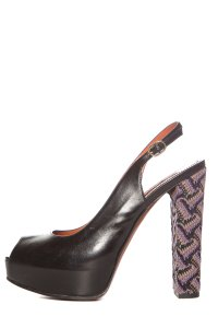 Missoni Black Pumps