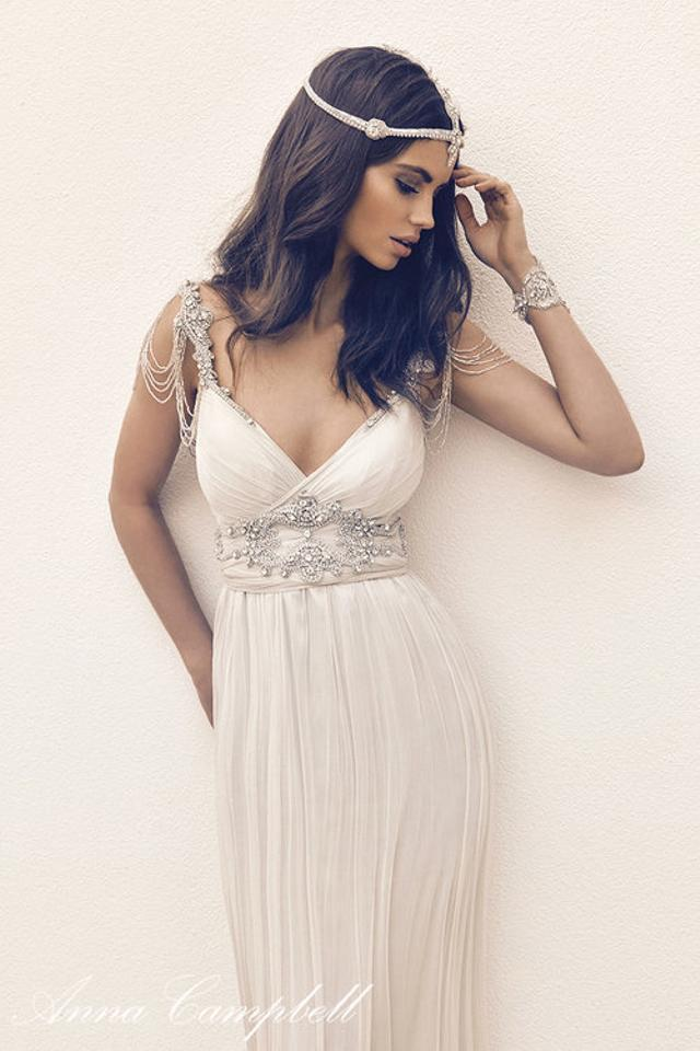 Anna Campbell Formal Wedding Dresses Up To 90 Off At Tradesy