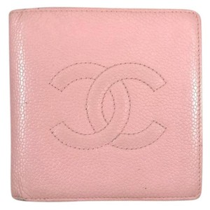 Chanel Chanel Timeless CC Bifold Compact Wallet