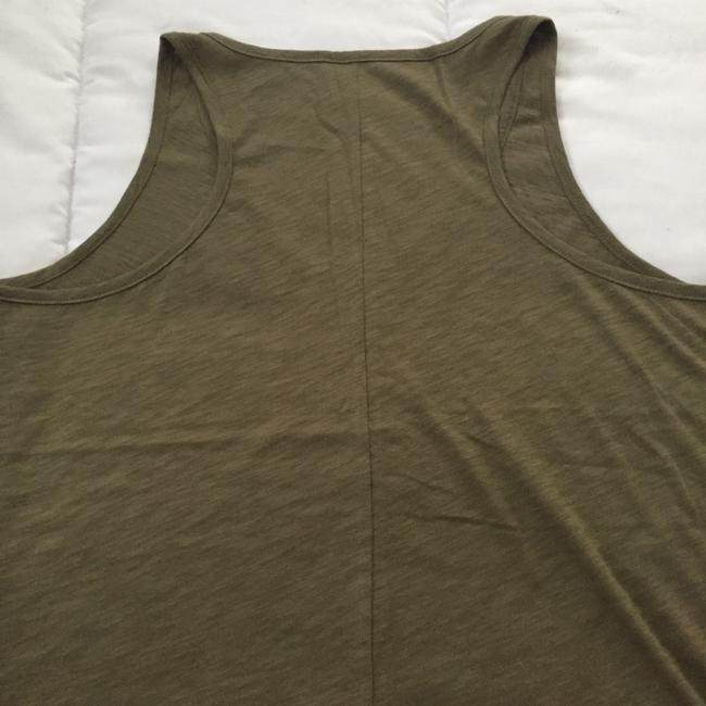 New York & Company Top olive green Image 1