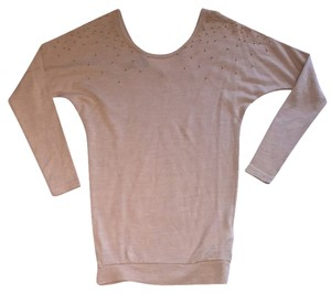 Divided by H&M Top Tan And Gold