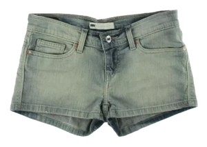 Levi's Denim Shorts-Light Wash