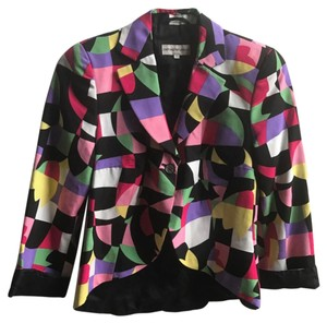 Emporio Armani Multi-Colored Blazer
