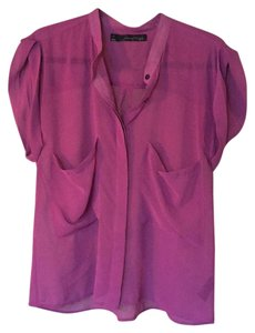 Patterson J. Kincaid Top magenta
