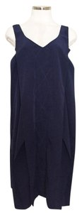 Sachin + Babi short dress Blue Strap Summer Layer on Tradesy