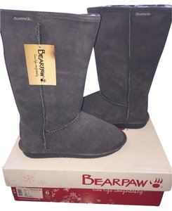 Bearpaw Charcoal Boots