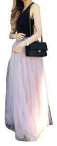Little Mistress Maxi Skirt mink