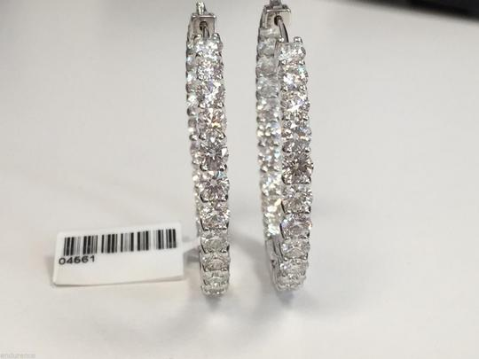 Anaheim Watches & Jewelry DIAMOND EARRINGS VS1 clarity & F color MATCHING DIAMONDS