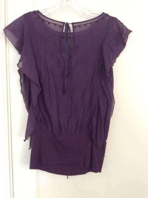 Miss Sixty Top Purple