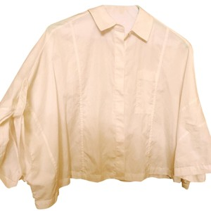 Billy Reid Top white