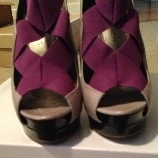 The Limited Purple Pumps