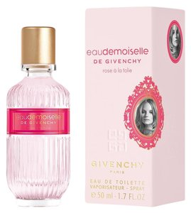 Givenchy EAUDEMOISELLE DE GIVENCHY ROSE A LA FOLIE BY GIVENCHY--MADE IN FRANCE