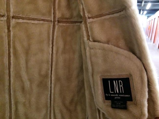 LNR for Nordstrom Coat
