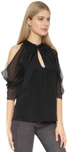 Ramy Brook Top Black