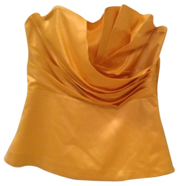 The Limited Top Yellow