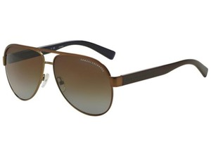 A|X Armani Exchange Armani Exchange Sunglasses AX2013 6069TSbrown/brown gradient polarized