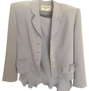 Albert Nipon Lilac 2pc suit