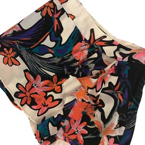 Nanette Lepore Mini Skirt multi colored