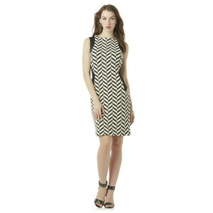 Metaphor Bodycon Midi Stretchy Textured Dress
