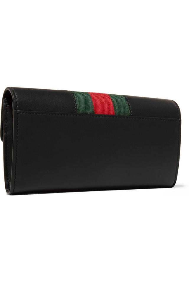 6dd5e33cbcc ... Gucci Sylvie Leather Continental Wallet Image 4. 12345