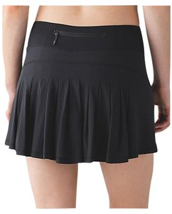Lululemon Lululemon Circuit Breaker Skirt R Black