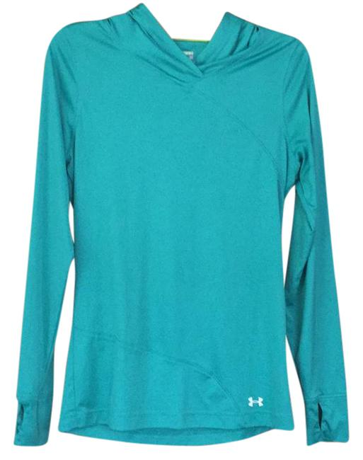 Item - Emerald Green Hear Gear- Fitted Activewear Top Size 12 (L)