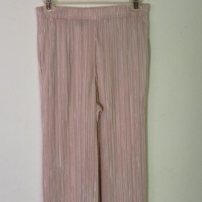 Topshop Pleated Summer Cullottes Nordstrom Wide Leg Pants pink Image 1