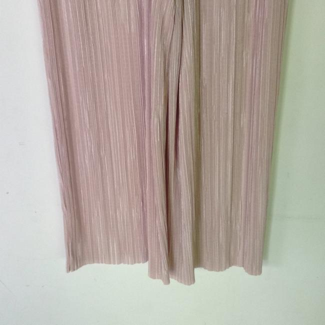 Topshop Pleated Summer Cullottes Nordstrom Wide Leg Pants pink Image 5