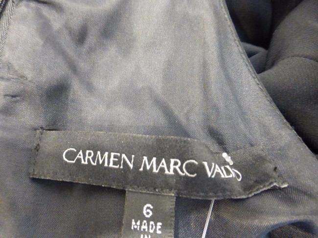 Carmen Marc Valvo Dress Image 5