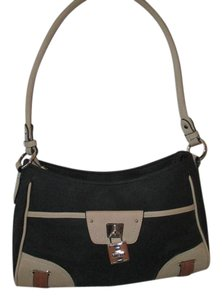 Rosetti Silver Hardware Hobo Bag