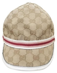 Gucci Gucci Canvas Hat- Women- Size Small